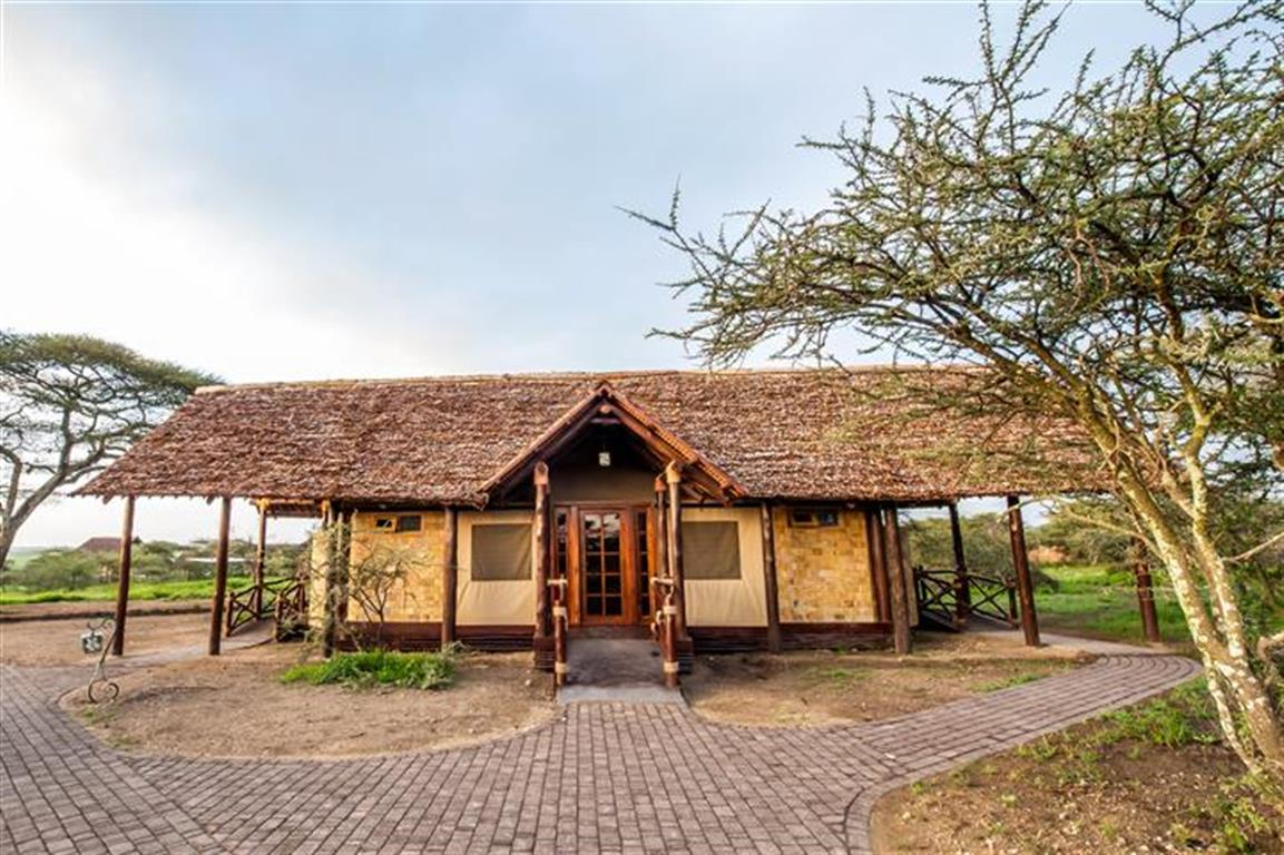 Lake Ndutu Luxury Tented Lodge ... & Lake Ndutu Luxury Tented Lodge u2013 Accommodation in Lake Ndutu Area